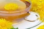 Chá com óleo de copaíba