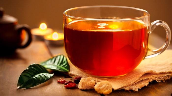 Chá de Pó de Guaraná