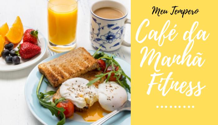 Café da manhã fitness
