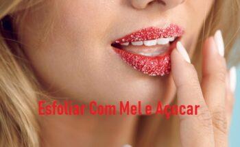 Receitas caseiras para os lábios ficar mais rosa